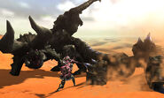 MH4U-Black Diablos Screenshot 004