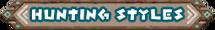 Menu Button-MHGen Hunting Styles