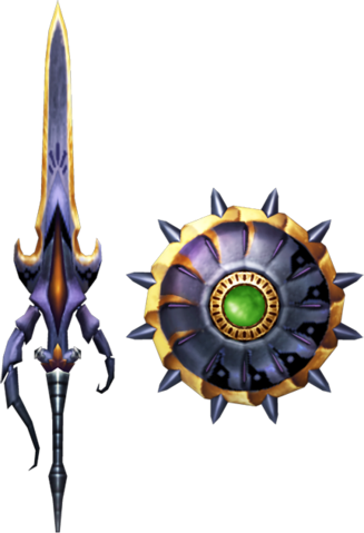 File:MH4U-Sword and Shield Render 998.png