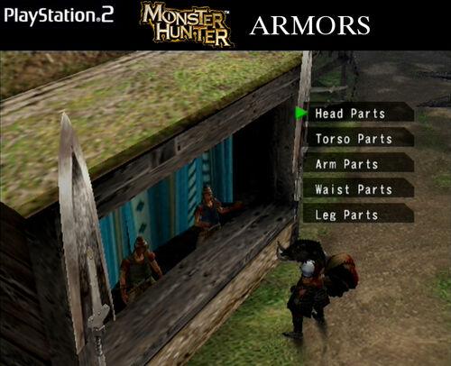 MH1-Armors