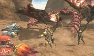 MH4U-Pink Rathian Screenshot 005