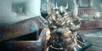 Diablo Armor (Blade)