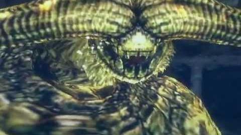Monster Hunter 3 (Tri) G - Surpasser of Gods (Goldbeard Ceadeus intro)
