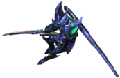 MH3U-Long Sword Equipment Render 001