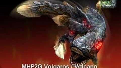 Monster Hunter Portable 2nd G Volganos Lavasioth Soundtrack