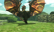 MHGen-Dreadking Rathalos Screenshot 005