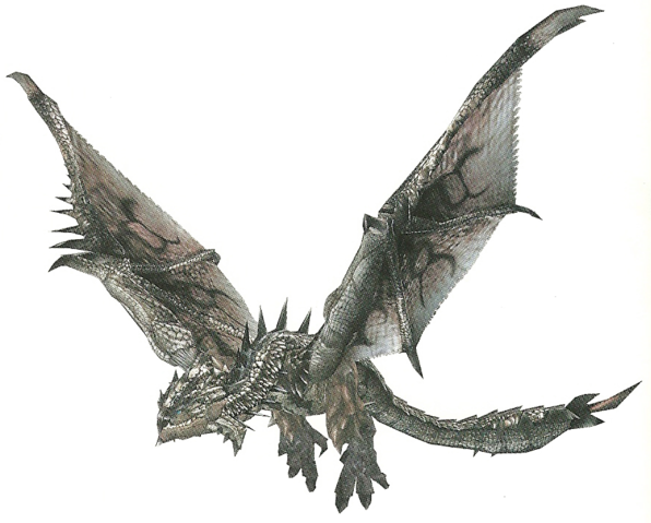 File:FrontierGen-Silver Rathalos Render 001 (Edited).png