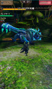 MHXR-Immortal Zinogre Screenshot 001