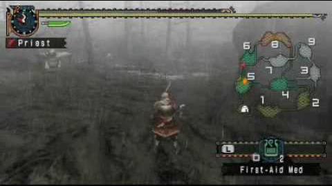Monster hunter freedom 2nd Iodrome