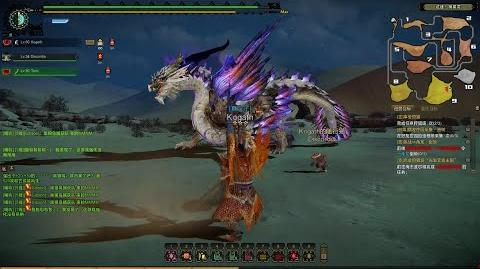 Kogath - Monster Hunter Online - Estrellian Subspecies - Normal Hunt