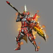 MHXR-Great Sword Equipment Render 001