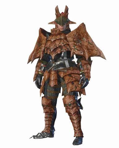File:MHO-Sandstone Basarios Armor (Blademaster) (Male) Render 001.jpg