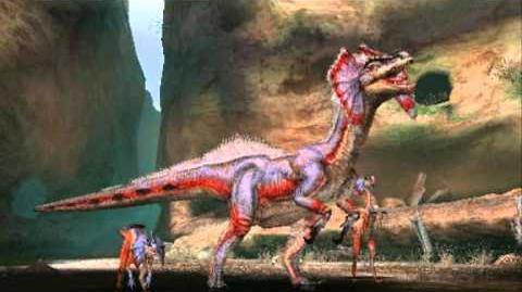 MHP3rd Grand Jaggi Intro