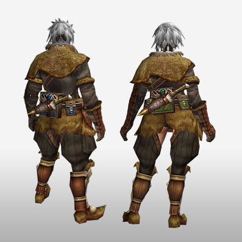 File:FrontierGen-Shikari Armor (Both) (Back) Render.jpg