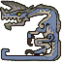 MH3-Great Baggi Icon