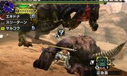 MHGen-Deviljho and Rajang Screenshot 001