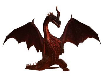 1stGen and 2ndGen-Crimson Fatalis Render 001