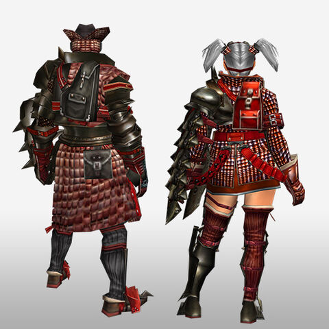File:FrontierGen-Iosu G Armor (Gunner) (Back) Render.jpg