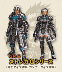 MHFG Sutorega Armor Small