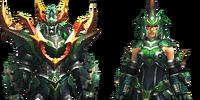 Seltas S Armor (Blademaster) (MH4U)