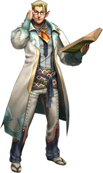 MHGen-Chief Researcher Render 001