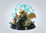 Capcom Figure Builder Volume 2 Zinogre