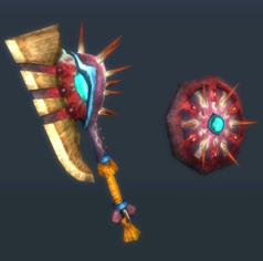 MH3U-Sword and Shield Render 019