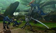 MH4-Velocidrome and Velociprey Screenshot 003