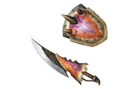MH4-Sword and Shield Render 002
