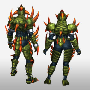 FrontierGen-Divol Armor 008 (Both) (Back) Render