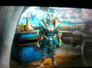 Jinouga armour