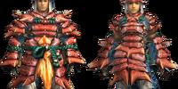 Kut-Ku S Armor (Blademaster) (MH4U)