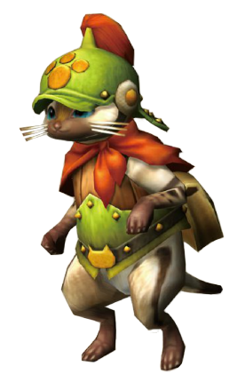 File:MH4-Palico Armor Render 001.png