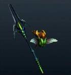 File:MH4U-Gogumajiosu Insect Glaive.png