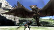 MH3-Rathalos Screenshot 006