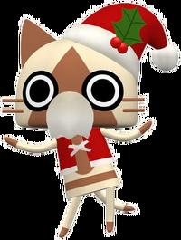 Christmas Felyne