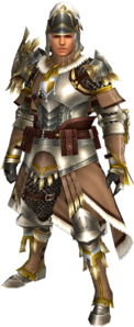 FrontierGen-Regunumu Armor (Male) (Both) (Front) Render 004