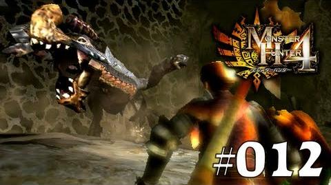 Let's Play Monster Hunter 4 012 - Niemand mag Gypceros GER