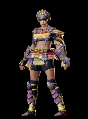 File:MHO-Caeserber Armor (Gunner) (Female) Render 001.png
