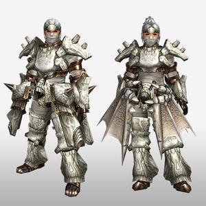 FrontierGen-Kokaro Armor (Both) (Front) Render