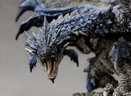 Capcom Figure Builder Creator's Model Azure Rathalos 007