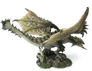 Capcom Figure Builder Creator's Model Rathian 003