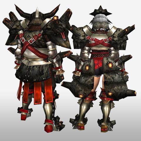 File:FrontierGen-Gurabide G Armor (Blademaster) (Back) Render.jpg