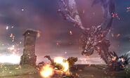 MH4-Silver Rathalos Screenshot 002