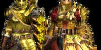 Golden Moon Armor (Gun)