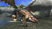 MH3U Plesioth Screenshot 001