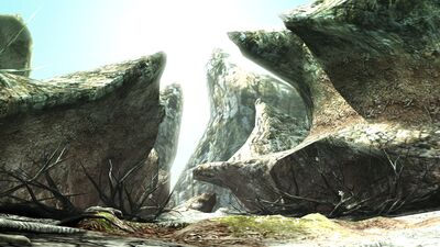 MH4U-Ancestral Steppe Screenshot 003