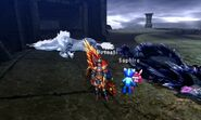 MH4U-Kirin and Oroshi Kirin Screenshot 002