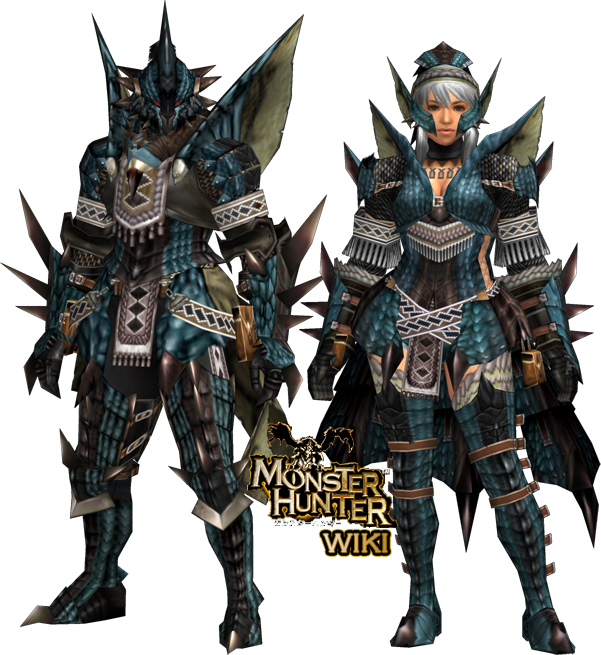 Rathalos Soul Z Armor (Blademaster) | Monster Hunter Wiki ...