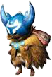 File:MHGen-Palico Armor Render 085.png